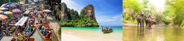 Sightseeing Thailand